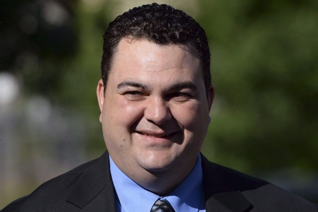 David Del Mastro, propriétaire de Deltro Electric, nie... (Photo Sean Kilpatrick, Archives PC)