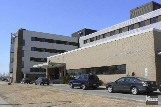 Centre de santé et de services sociaux de... (Collaboration spéciale Fanny Lévesque)