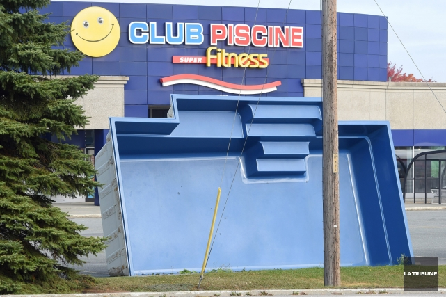 Club Piscine Super Fitness dans le secteur Rock Forest pourra maintenir en... (Imacom, Maxime Picard)