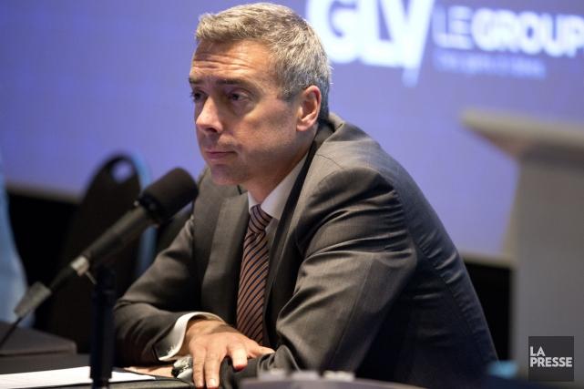 Marc Barbeau, le PDG de la division d'Ovivo,... (PHOTO FRANÇOIS ROY, ARCHIVES LA PRESSE)