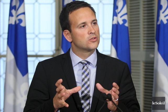 Le député Alexandre Cloutier avait mis de l'avant... (Photothèque Le Soleil, Pascal Ratthé)