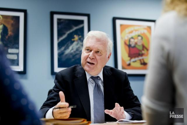 Le directeur général du Regroupement provincial des comités... (Photo: La Presse)