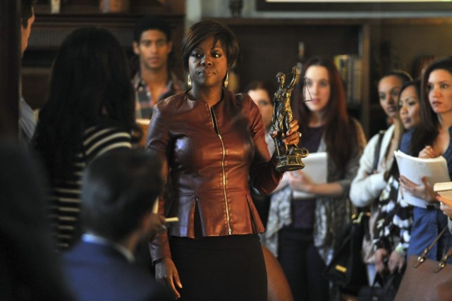 Une scène de How To Get Away With... (Photo: fournie par ABC)