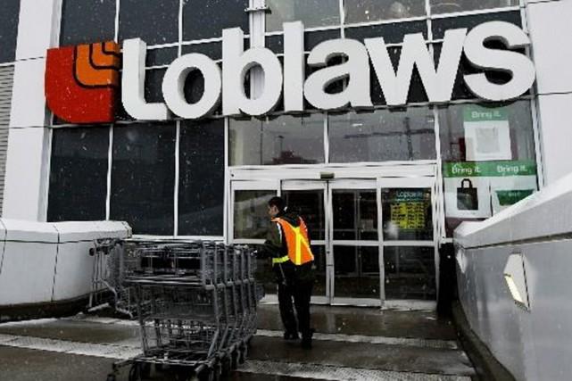 Loblaw prévoit que ces projets d'une valeur de... (Photo archives La Presse Canadienne)