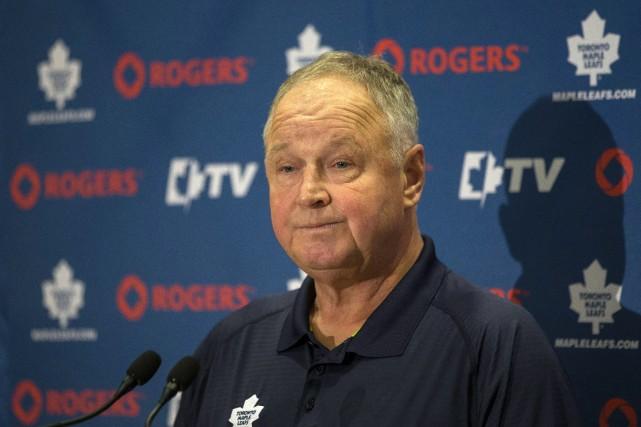 L'entraîneur Randy Carlisle devra composer avec une équipe... (Photo Chris Young, La Presse Canadienne)