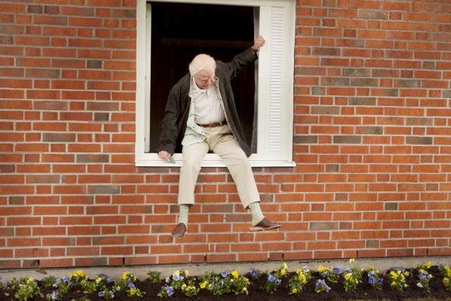 Après son évasion de sa maison de retraite,... (Photo fournie par Métropole films)