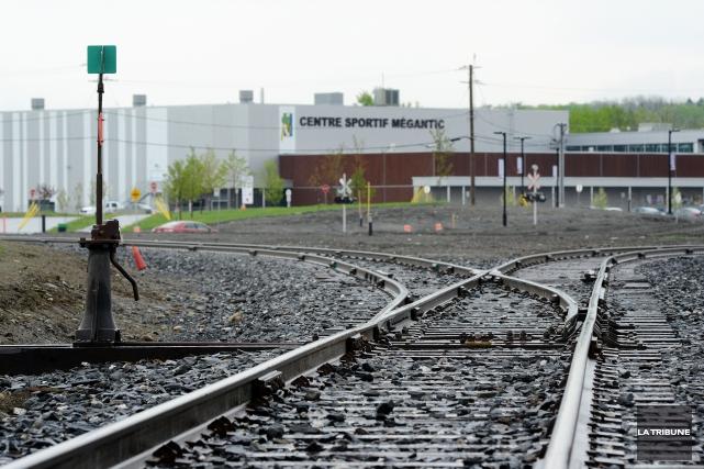 Les nouveaux venus dans l'industrie ferroviaire canadienne devront... (Photo Archives La Tribune)