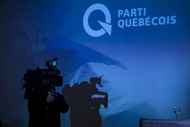 Une grande inconnue de la politique québécoise concerne l'avenir du PQ. Ce... (Photo Paul Chiasson, archives La Presse Canadienne)