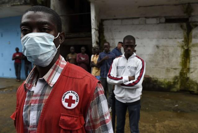 Au Liberia, un pays encore beaucoup plus démuni... (Photo Agence France-Presse)