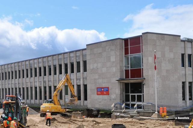 Santé Canada ferme ses bureaux de Shawinigan.... (Photo: Émilie O'Connor, Le Nouvelliste)