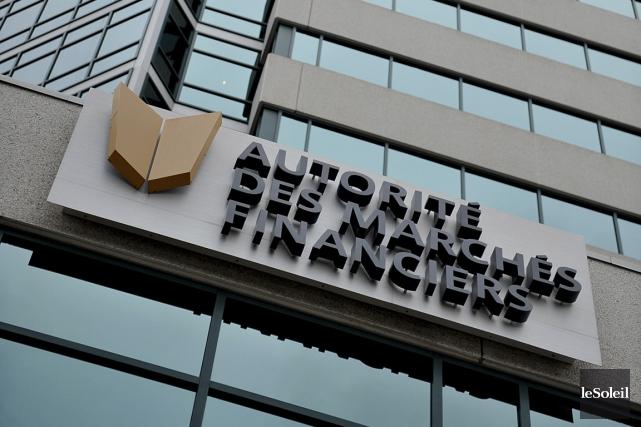 Après cinq ans d'enquête, l'Autorité des marchés financiers (AMF) a finalement... (Photo LE SOLEIL)