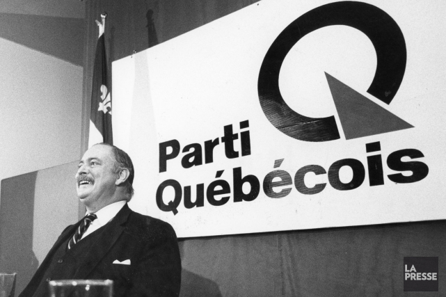 Jacques Parizeau en 1987.... (PHOTO PIERRE COTE, ARCHIVES LA PRESSE)