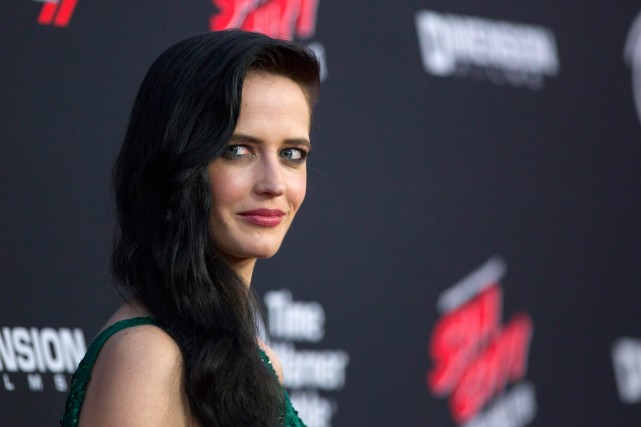 Eva Green... (PHOTO REUTERS)