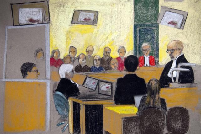 Les jurés doivent connaître les faits et les... (Illustration Mike McLaughlin, La Presse Canadienne)