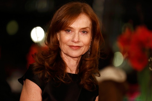 Isabelle Huppert... (PHOTO ARCHIVES REUTERS)