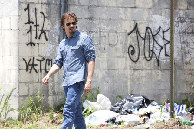Jeremy Renner incarne Gary Webb, un journaliste du... (PHOTO FOURNIE PAR FOCUS FEATURES/SÉVILLE)