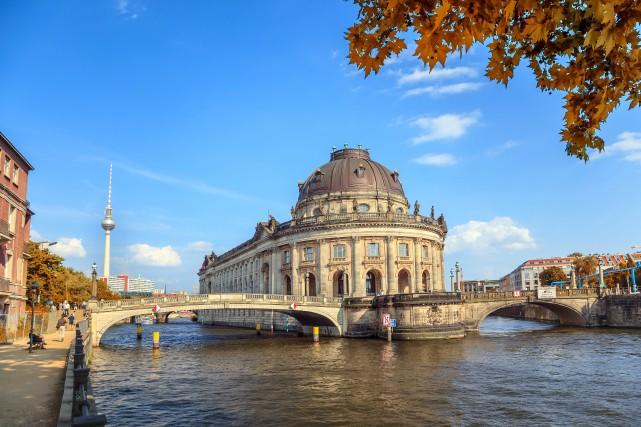 Le Bode Museum (art byzantin et du Moyen... (Photo Shutterstock, Nopassin)