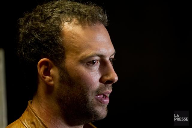 Mathieu Quesnel, sorti du Conservatoire en 2006, a... (PHOTO OLIVIER JEAN, ARCHIVES LA PRESSE)
