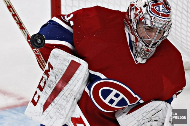 Devant le filet, Carey Price sera d'office pendant... (PHOTO OLIVIER JEAN, LA PRESSE)