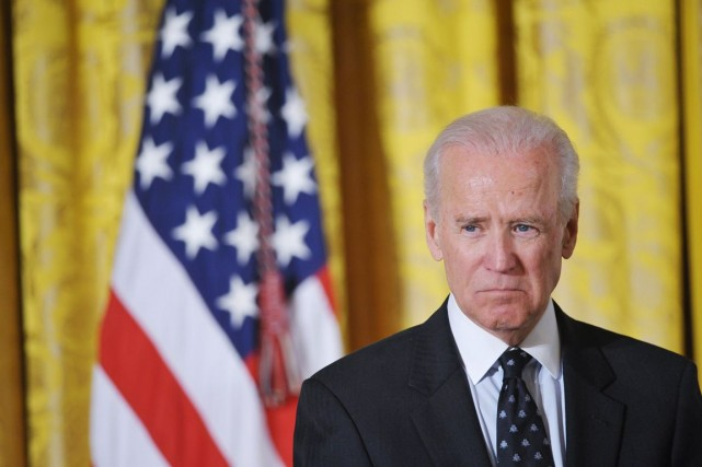 Joe Biden... (PHOTO MANDEL NGAN, ARCHIVES AFP)