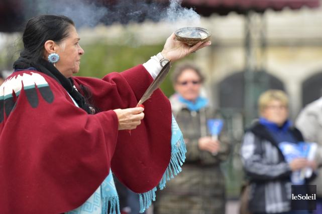 1200 femmes autochtones ont disparues ou ont été... (Le Soleil, Yan Doublet)