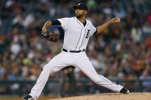 La présence de David Price peut procurer un... (Photo Paul Sancya, AP)