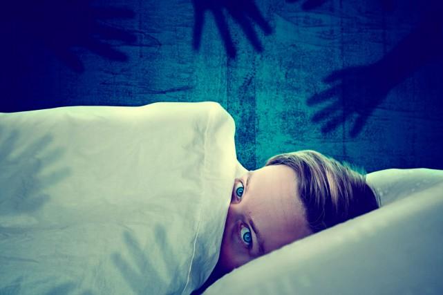 La récurrence des cauchemars peut mener à de... (Photo Shutterstock, lassedesignen)