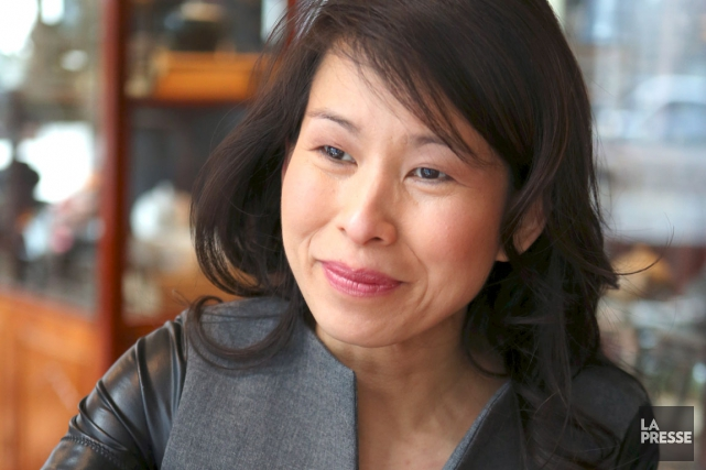 Kim Thúy... (Photo: Martin Chamberland, archives La Presse)