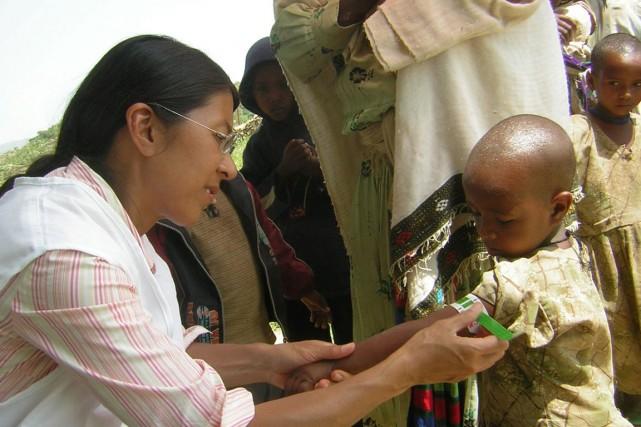 Présidente internationale de Médecins sans frontières, la Dre... (Photo fournie par Médecins sans frontières)