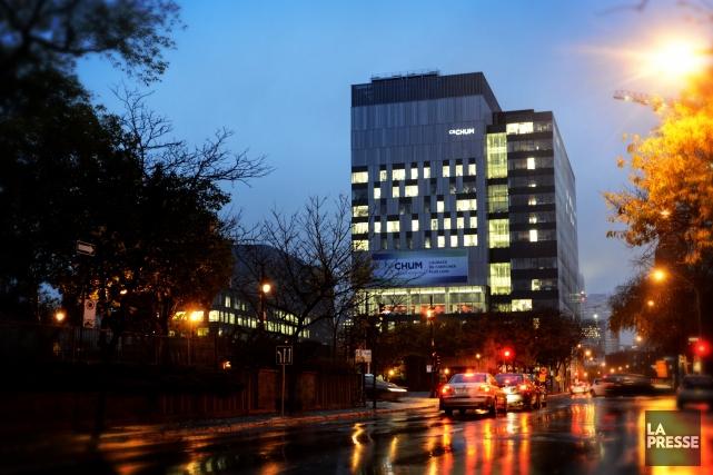 Le CHUM a versé 7,7 millions à différentes... (Photo Bernard Brault, archives La Presse)