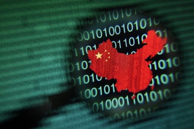 La Chine mène une cyber-guerre agressive contre les États-Unis qui coûte des... (Photo: Reuters)