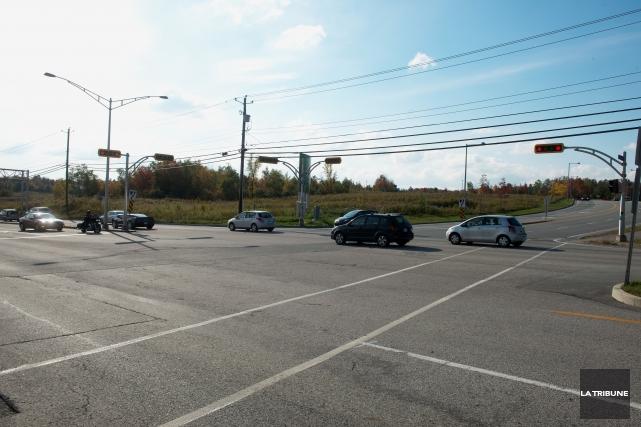 La Ville de Sherbrooke a amorcé une procédure... (Imacom, Claude Poulin)