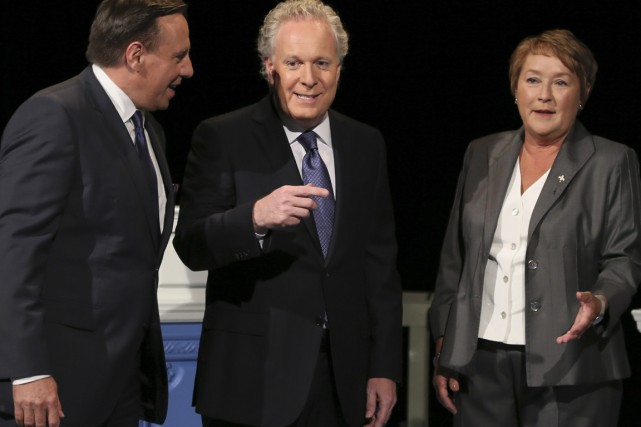 Il est possible que les trois principaux candidats... (PHOTO Christinne Muschi, ARCHIVES REUTERS)