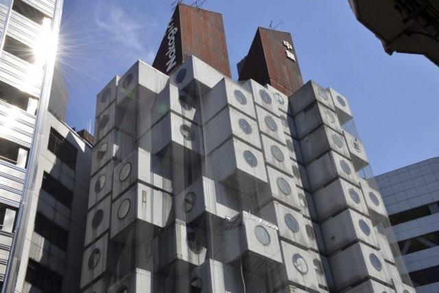 À la différence des nombreux «capsules hôtels» de... (PHOTO YOSHIKAZU TSUNO, AGENCE FRANCE-PRESSE)