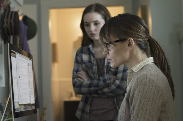 Jennifer Garner incarne, dans Men, Women & Children,... (Photo: fournie par Paramount Pictures)