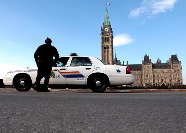 La Gendarmerie royale du Canada a développé une... (Étienne Ranger, Archives LeDroit)