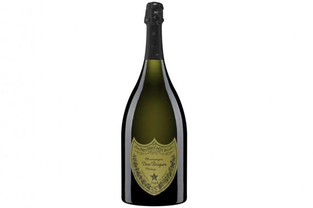 Magnum de champagne Dom Pérignon 2000.Champagne d'exception, parvenu à son...