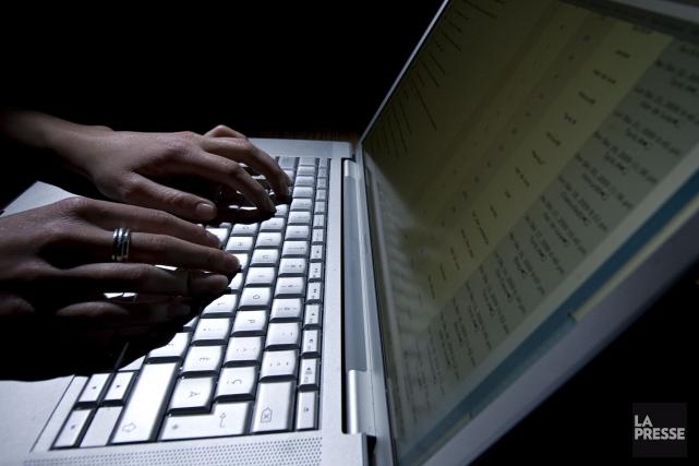 «Il faut inculquer à la population la notion d'hygiène informatique». (Archives La Presse)
