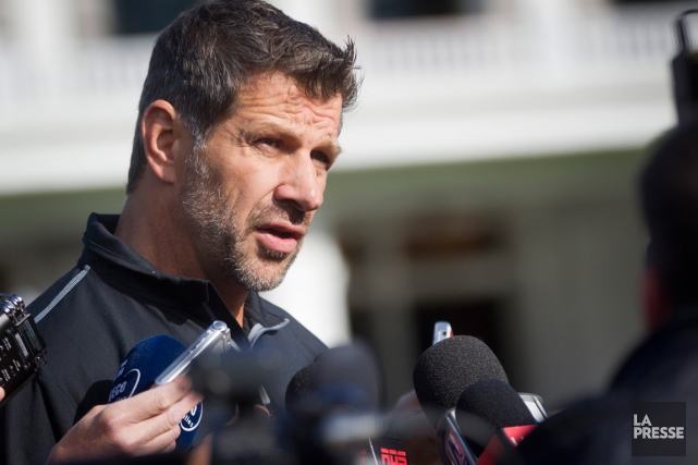 Marc Bergevin a accordé cet été un contrat... (Photo Ivanoh Demers, archives La Presse)
