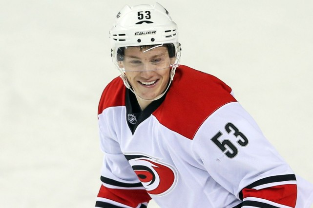 Jeff Skinner... (PHOTO ARCHIVES USA TODAY)