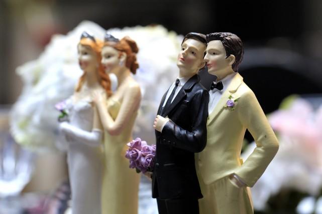 Les couples de même sexe pourront donc se... (PHOTO GONZALO FUENTES, ARCHIVES REUTERS)
