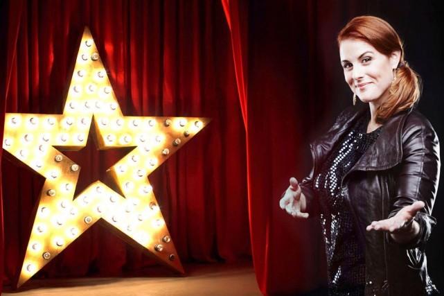 La comédienne, auteure, compositrice et interprète,Nathalie Nadon, animera... (COURTOISIE, Médiatique Galala inc.)