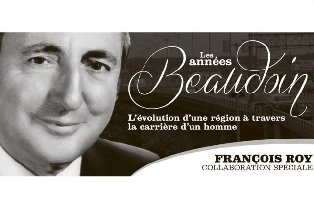 En 1985, le maire Beaudoin s'assoit avec des gens du Cercle de presse... (les années Beaudoin)