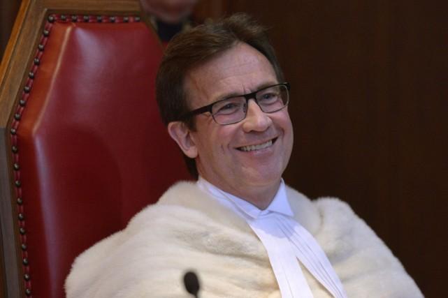 Le QuébécoisClément Gascon... (Photo Adrian Wyld, PC)