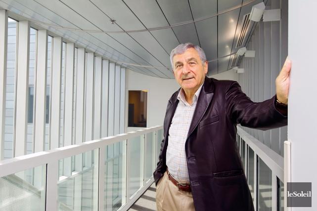 Louis Jacques Filion, professeur à HEC Montréal, est... (Photothèque Le Soleil)