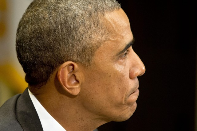 Obama tentera donc de mettre de la pression... (Photo Jacquelyn Martin, AP)