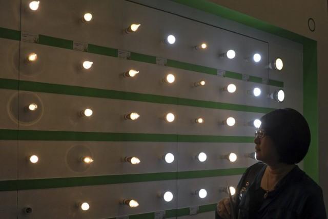 En inventant les lampes DEL, une nouvelle source... (PHOTO SAM YEH, AGENCE FRANCE-PRESSE)