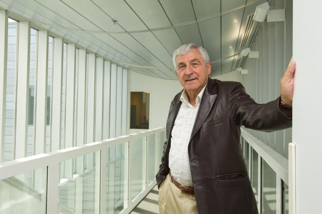 Louis Jacques Filion, professeur à HEC Montréal, est... (PHOTO ALAIN ROBERGE)