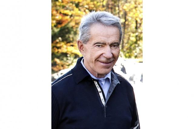 Laurent Lemaire, cofondateur du Groupe Cascades... (PHOTO FOURNIE PAR CASCADES)