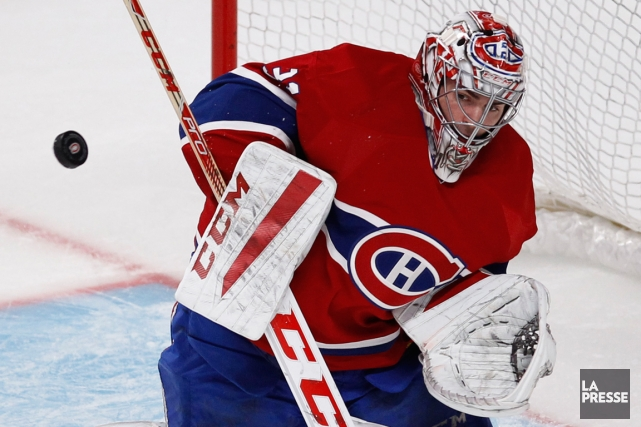 Carey Price... (Photo Olivier Jean, La Presse)
